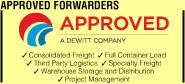 Approved Forwarder