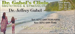 Dr. Gabels Clinic Ad