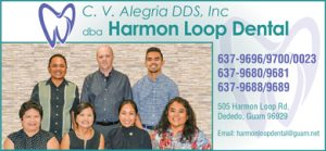 C.V Alegria DDS Inc. Ad