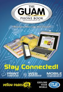 Guam Phone Book Ad