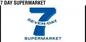 7 Day Supermarket Logo