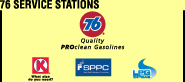 76 Service Stations Ad