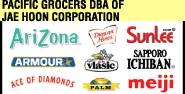 Pacific Groceries DBA of Jae Hoon Corp Ad