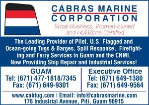 Cabras Marine Corporation Ad