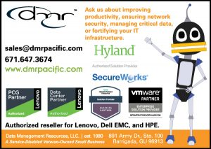 DMR Pacific Ad