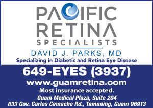 Pacific Retina Specialist Ad