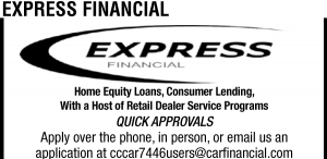 Express Financial Ad
