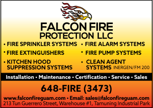 Falcon Fire Protection LLC Ad