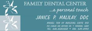 Family Dental Center Ad