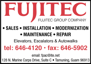 Fujitech Group Company Ad