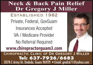 Dr. Gregory J. Miller Ad 2