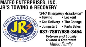 Mateo Enterprises Inc. Ad