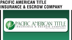 Pacific American Title Ad