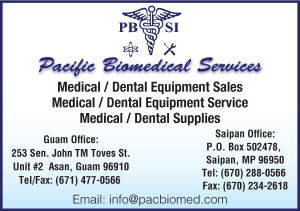 Pacific Biomedical Services Ad