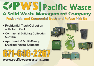 Pacific Waste Ad