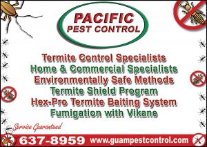 PAcific Pest Control Ad