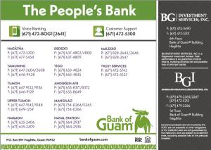 Bank of Guam Ad
