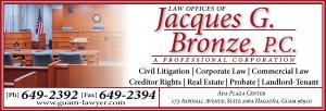 Bronze Jacques Ad