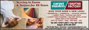 Carpet Master DQC Ad