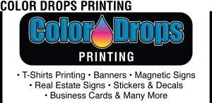 Color Drops Ad