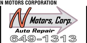 N Motors Ad