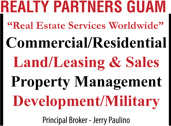 Realty Partners White Ad