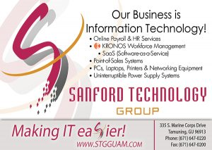 Sanford Tech Ad