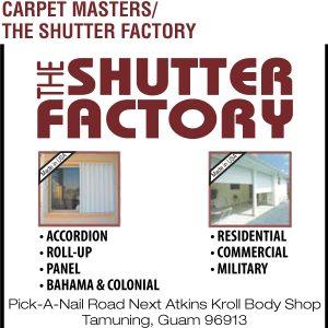 Shutter Factory Ad