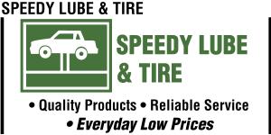 Speedy Lube Ad