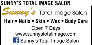 Sunny Salon Ad