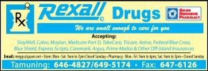 Rexall Web Ad