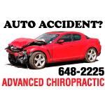 Car wreck ad